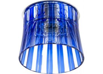 2318 CD JCD9 35W G9 синий (с лампой)