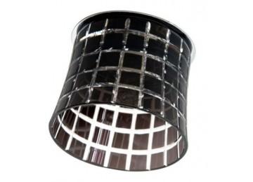 2321 CD JCD9 35W G9 черный, хром (с лампой)