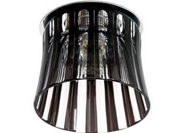 2318 CD JCD9 35W G9 черный (с лампой)