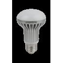 Лампа Gauss зеркальная R63 E27 9W 2700K FROST