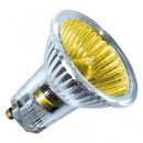 Лампа галогенная BLV POPLINE 50W 35° 240V GU10 желтый