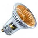 Лампа галогенная BLV POPLINE 50W 35° 240V GU10 оранжевый