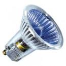 Лампа галогенная BLV POPLINE 50W 35° 240V GU10 синий