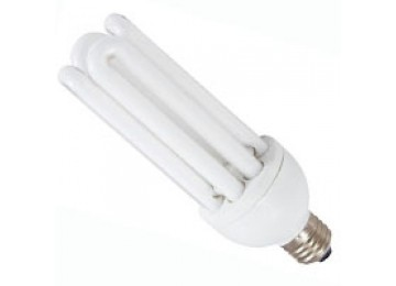 Лампа ESL 4U17-85W-6400K-E40