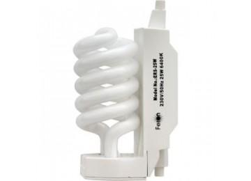 Лампа ERS-25 25W 6400K Т3