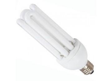 Лампа ESL 4U17-85W-6400K-E27