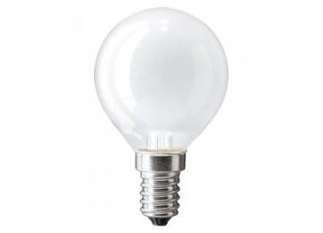 Лампа ДШ 40-60Вт Е14-Е27 матовая