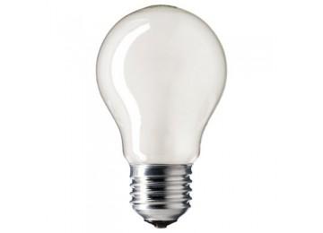 Лампа SA FR 25W-100W матовая E27