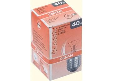 Лампа накаливания 25W-100W E27