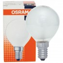 Лампа 25/40/60W E14/27 шарик матовые/прозрачные