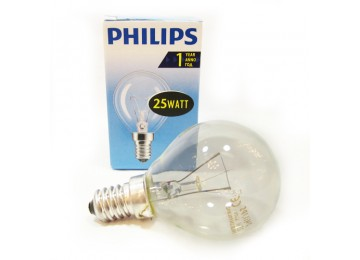 Лампа накаливания E14,E27 шарик
