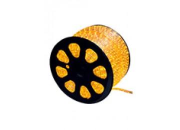 11x18мм квадратный желтый-100м-3W-72-NEO108
