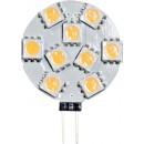 Лампа Hal/LED LB-16 9LED 2W 12V G4 3000K