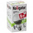 Лампа светодиодн. 94 133 NLL-A60-8-230-4.2K-E27