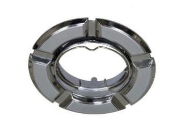 Светильник 098T-плоско-поворот-MR-11-титан-хром-D-L-GU5.3-TN-CM