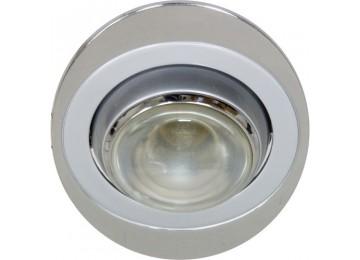 Светильник 108 R-39 серый-хром D-L E14 GY-CM