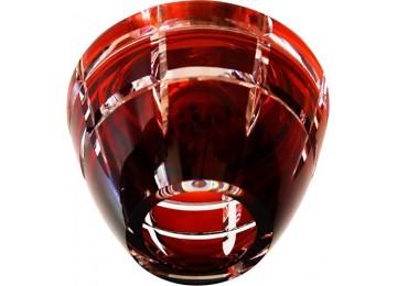 Светильник 2112 CD JCD9 35W G9 красный (с лампой) потолочный