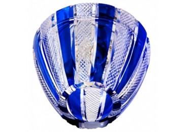 Светильник 2114 CD JCD9 35W G9 синий (с лампой) потолочный