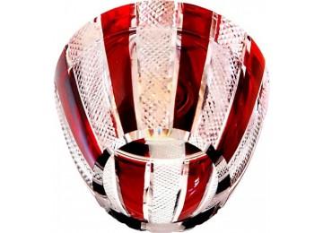 Светильник 2114 CD JCD9 35W G9 красный (с лампой) потолочный