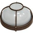 1104 (1108) НПО 11-100-04 бронза стационарный с матовым стеклом