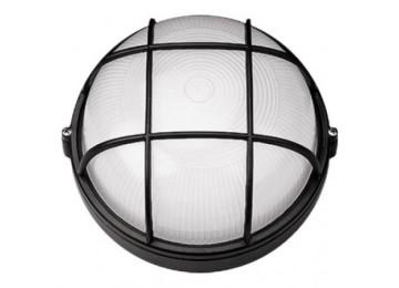 Светильник 1302S черный 1x60W BL-19