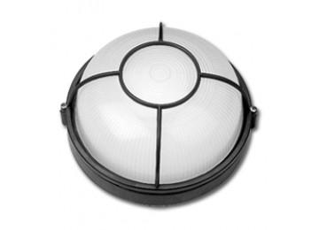 Светильник 1308S черный 1x60W BL-20