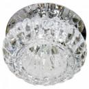1053 G JC 20W G4 прозрачный, хром (c лампой)