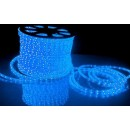 световая нить 13мм верт. синий 2W (36 led/m)