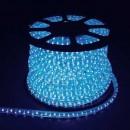 Дюралайт светодиодный 13мм верт. синий 100м 2W
