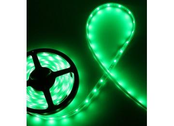 Светодиодная лента 3528-60-G-IP20-12V-4,8W-120-Green