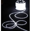 световая нить 13мм верт. белый 2W (36 led/m) 3000К