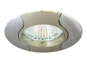 Светильник 020Т-MR-11 серый-хром D-L GU4