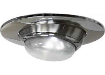 Светильник 020-R-50 титан-хром D-L E14