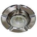 Светильник 098 R-39 серый-хром D/L E14 GY-CM