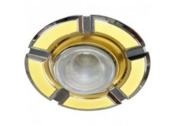 Светильник 098-R-50-золото-хром-D-L-E14-GDCM