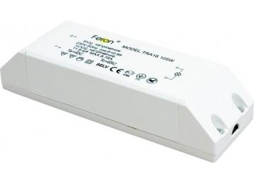 Трансформатор 12V-105W c защитой TRA 18