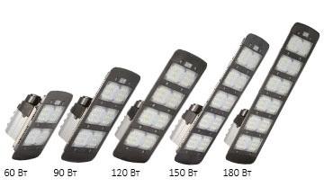 ALB светодиодный Светильник ДКУ 09-120-001