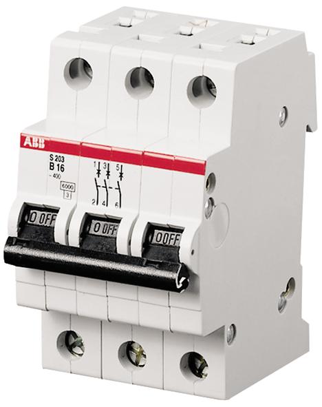 Автоматический выключатель E 203